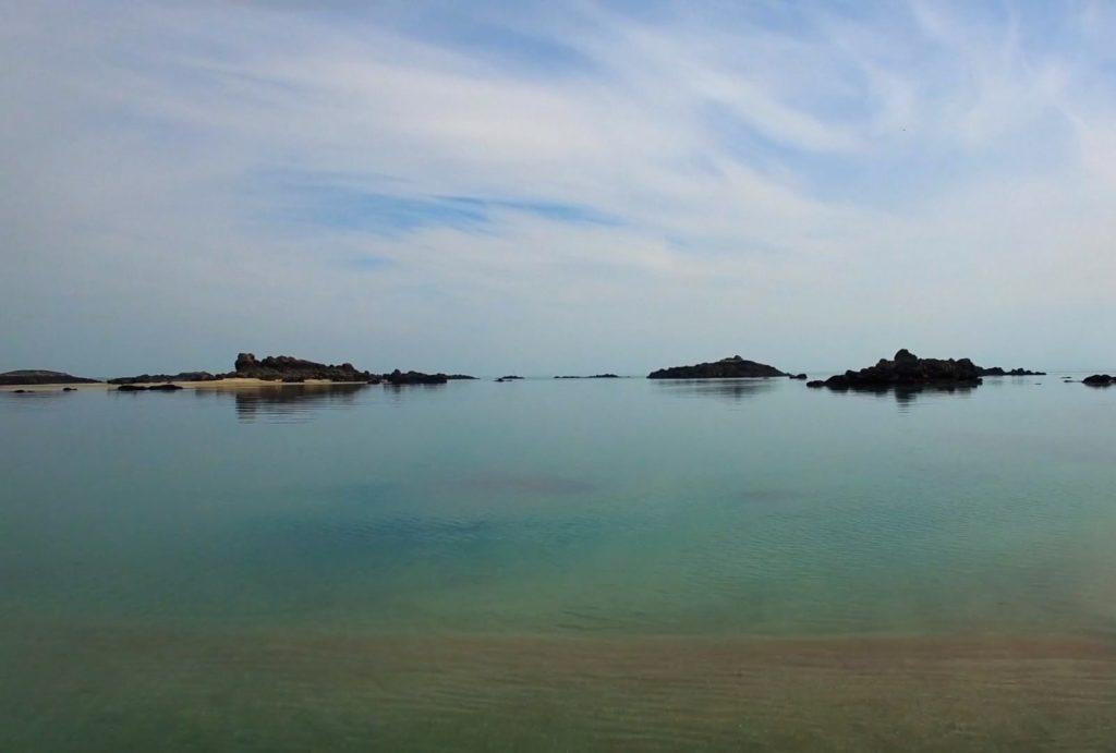 archipel iles chausey