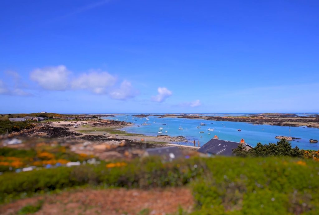visite guidee iles chausey